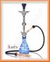 Vodní dýmka Aladin Evolution ZEBRA 70cm modrá