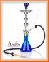 Vodní dýmka Aladin Evolution FATA MORGANA 68cm modrá