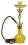 Vodní dýmka - Žena 56cm (žlutá)