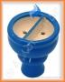 Korunka pro vodní dýmky Aladin 05 tyrkysová (půlená)