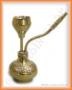 Nejlevnější vodní dýmka Mosaz 13cm