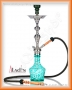 Vodní dýmka Aladin Evolution AMIRA 67cm zelená