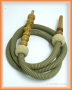 Hadice (šlauch) pro velké vodní dýmky - 150 krémová