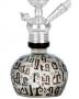 Váza pro vodní dýmky Aladin Koufy 14cm (černá)
