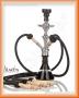 Vodní dýmka Aladin Evolution Fata Morgana 47cm/3 černá