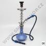 Egyptská vodní dýmka Top Mark 24/ 1 modrá New