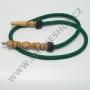 Hadice (šlauch) pro velké vodní dýmky - 150 zelená