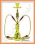 Vodní dýmka Rasta (žlutá) 2 šlauchy