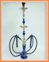 Egyptská vodní dýmka Top Mark XL/ 2 modrá