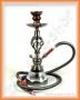 Vodní dýmka Bagdad (černá) 35cm