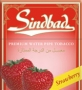 Tabák Jahody (Strawberry) Sindbad 40g