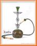 Vodní dýmka Aladin Evolution MOSAIC 56cm zeleno/hnědá
