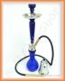 Vodní dýmka Aladin Magier 75cm modrá