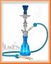Vodní dýmka Aladin Evolution Mary Jane 53cm tyrkysová