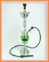 Egyptská vodní dýmka Top Mark 30/1 zelená otočná LED