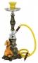 Vodní dýmka - Velbloud (žlutá)