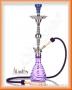 Vodní dýmka Aladin Evolution ZEBRA 70cm fialová