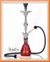 Vodní dýmka Aladin Evolution ZEBRA 70cm černo-červená