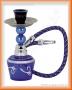 Vodní dýmka - Mini II 17cm (modrá)
