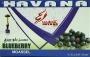 Tabák Borůvka (Blueberry) Havana 50g