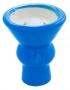 Korunka pro vodní dýmky Aladin 05 tyrkysová (vypouklá)
