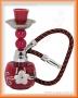 Vodní dýmka - Mini II 17cm (červená)