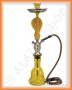 Vodní dýmka - Kobra 66cm (žlutá)