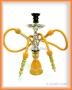 Egyptská vodní dýmka Top Mark 18/2 03 oranžová