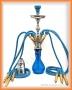 Vodní dýmka Aladin 30/6 tyrkysová