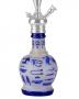 Váza pro vodní dýmky Aladin Pharaonic 26cm (modrá)