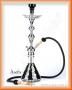 Vodní dýmka Aladin Evolution Disco 68cm stříbrná