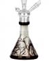 Váza pro vodní dýmky Aladin Tree 18cm (černá)