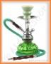 Vodní dýmka Pumpkin Razor-HB v kufru (zelená)