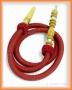 Hadice (šlauch) pro velké vodní dýmky - 145 červená