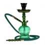 Vodní dýmka KING Petete (zelená) v kufříku
