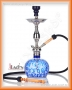 Vodní dýmka Aladin Evolution KOUFY 56cm modrá