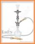 Vodní dýmka Aladin Evolution ARABICA 51cm bílá