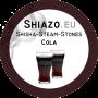 Shiazo minerální kamínky Cola 100g