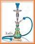 Vodní dýmka Aladin Evolution LOOP 54cm tyrkysová