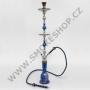 Egyptská vodní dýmka Top Mark XL/ 1 modrá