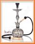 Vodní dýmka Aladin Evolution KOUFY 56cm černá