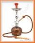 Vodní dýmka Aladin Evolution MOSAIC 56cm hnědo/oranžová