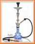Vodní dýmka Aladin Evolution Loop 70cm modrá