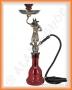Vodní dýmka - Anubis 65cm (červená)