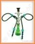 Egyptská vodní dýmka Top Mark 18/2 07 zelená