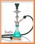 Vodní dýmka Aladin Evolution TREE 47cm zelená