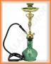 Vodní dýmka - Žena 56cm (zelená)