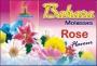 Tabák Růže (Rose) Bahara 50g