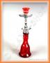 Vodní dýmka Shisha (červená)44cm