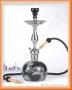 Vodní dýmka Aladin Evolution MOSAIC 56cm černo stříbrná